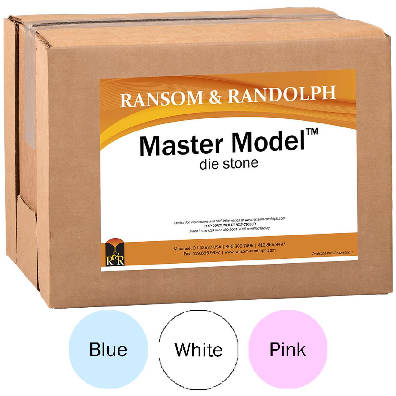 Master Model™ die stone - 44 lbs.