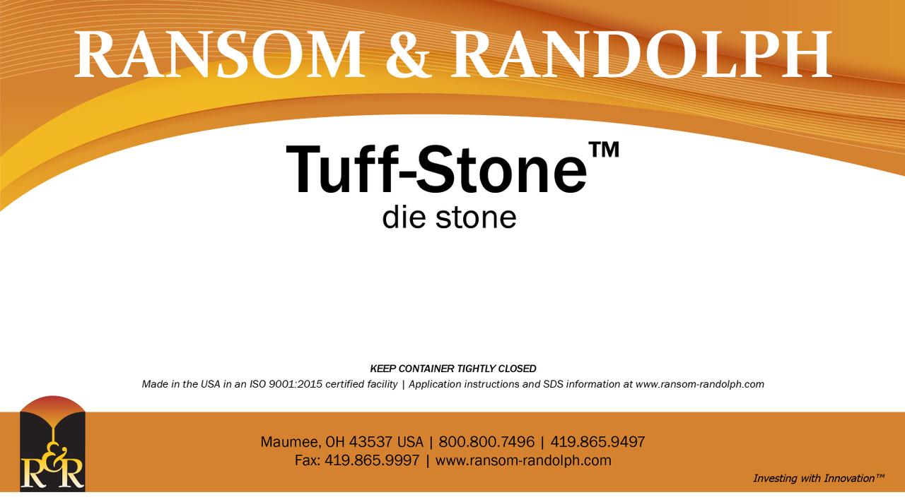 Tuff-Stone™ die stone - 44 lbs.
