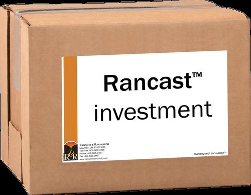 Rancast™ investment - 44 lbs.