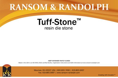 Tuff-Stone™ resin die stone - 44 lbs.