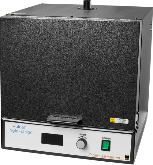Vulcan® single-stage burnout furnace