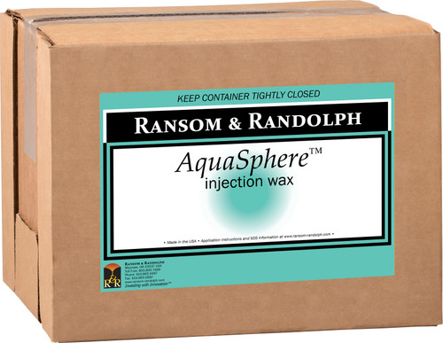 AquaSphere™ wax - 44 lbs.