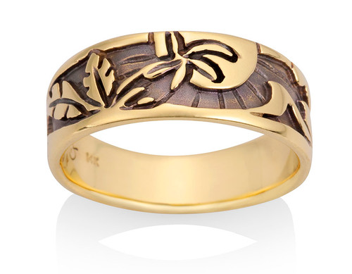 Ocean Rings David Virtue Jewelry