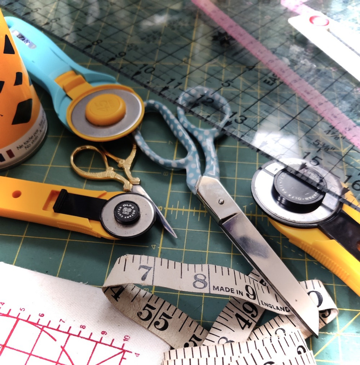Measuring & Cutting