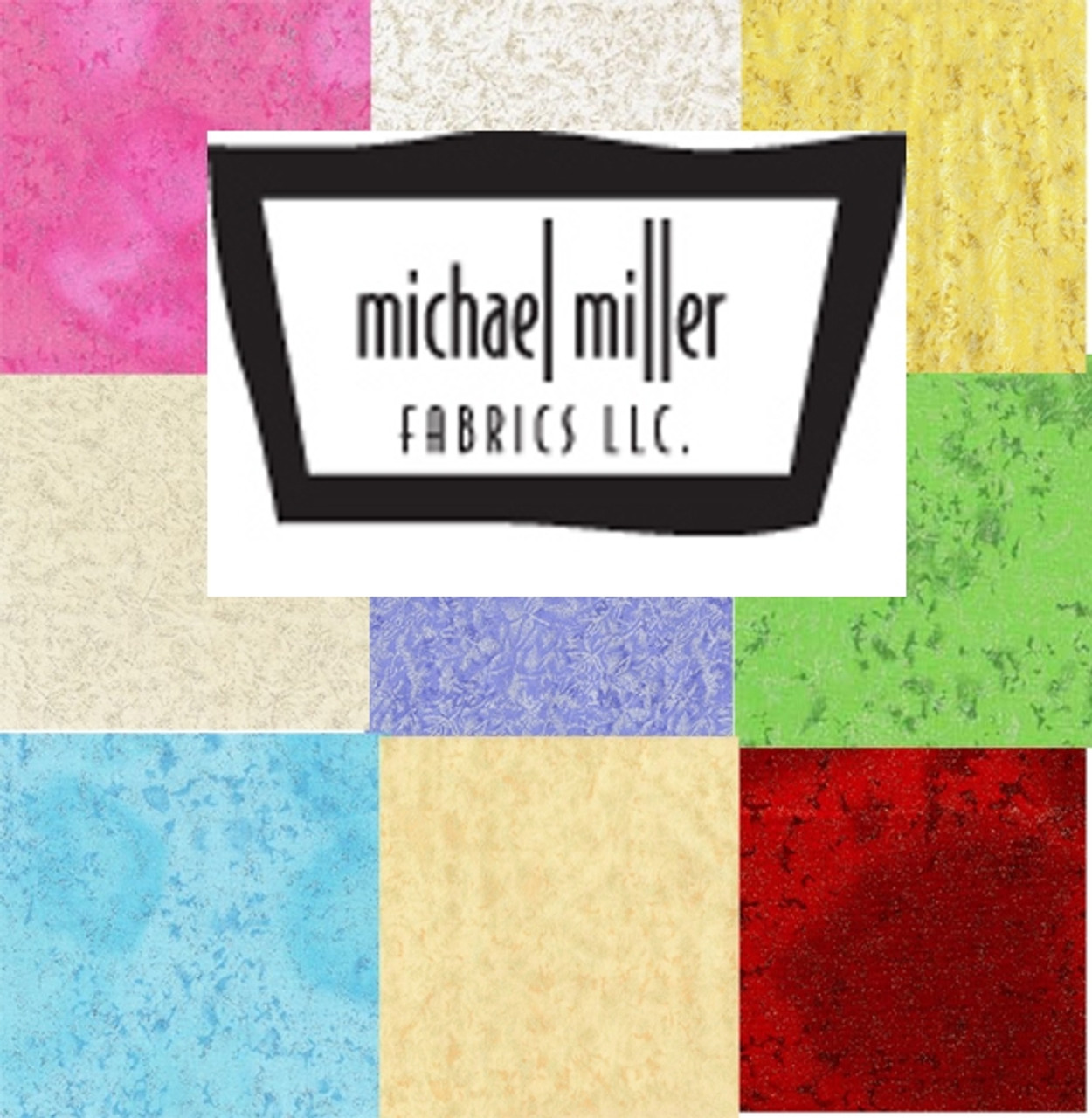 Michael Miller Glitters & Pearls