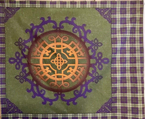 Celtic Knot Panel.
