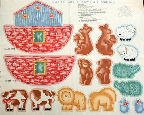 Vintage Noah & Animals