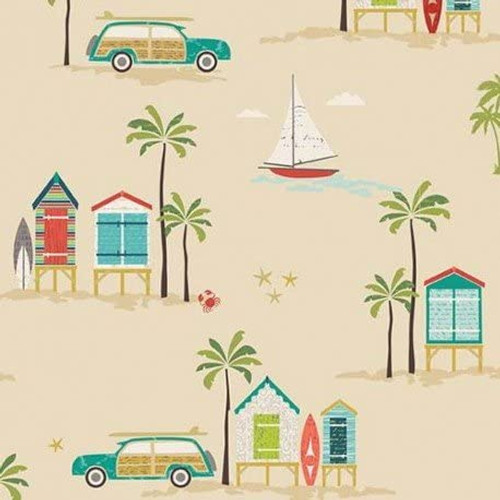 RB Beach & Huts