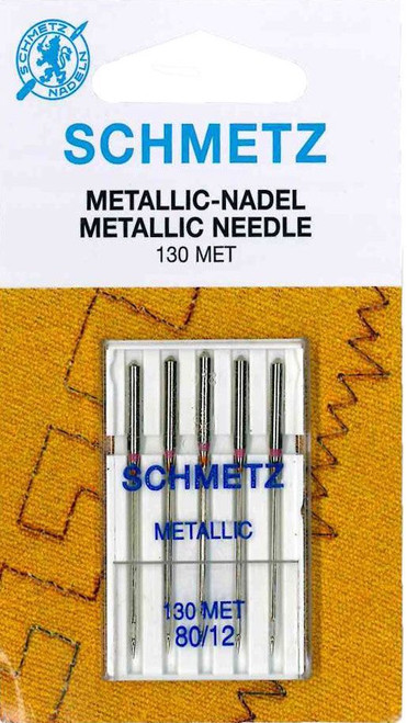 Schmetz Machine Metallic 80