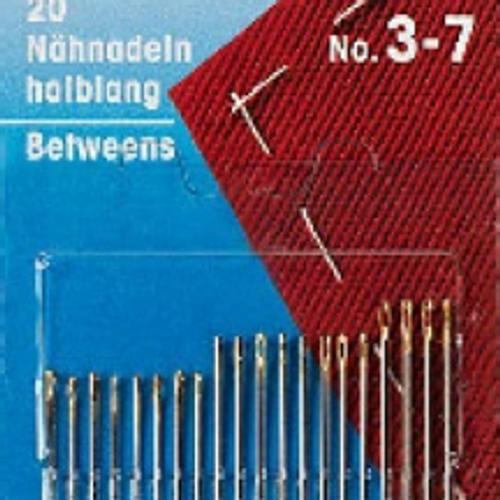 Betweens  no 3-7