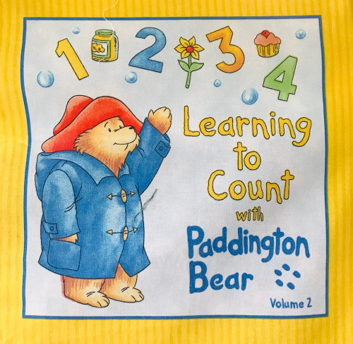 Paddington Bear Counting