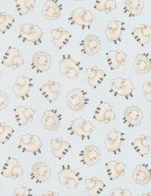 Sheep Brushed Cotton