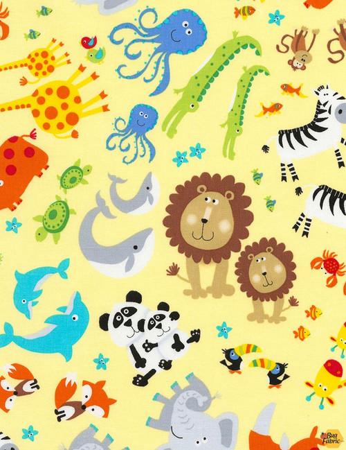 All over Arc Animals