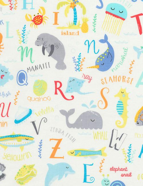 All Over Alphabet Animals