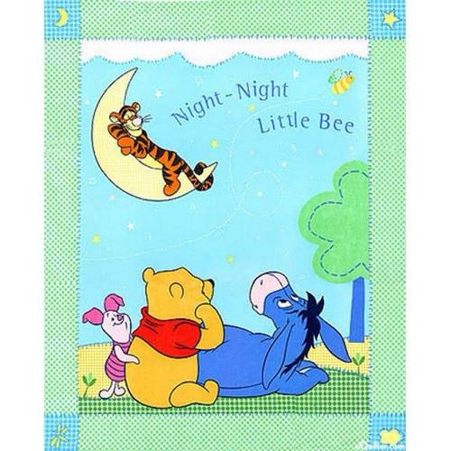 Night Night Tigger Panel