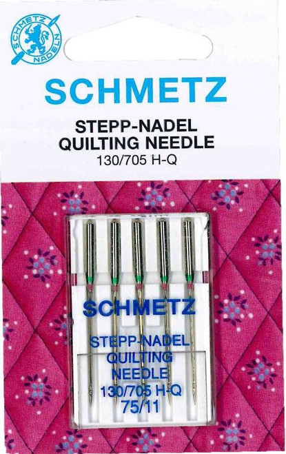 Schmetz Machine Quilting 75
