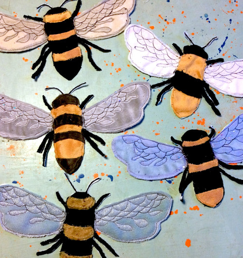 Bees & Dragonflies Day £45 (£10 deposit)