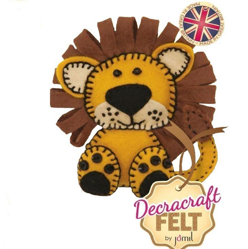 Felt Lorenzo Lion Kit