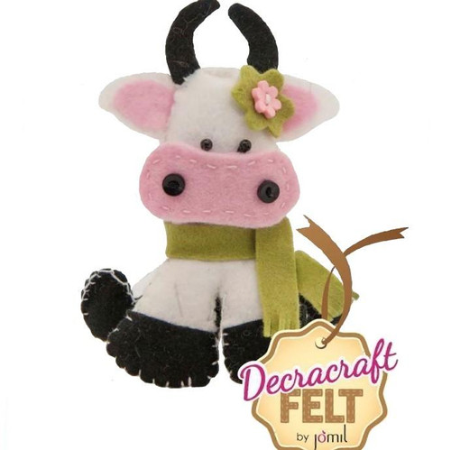 Felt Maisie Cow Kit
