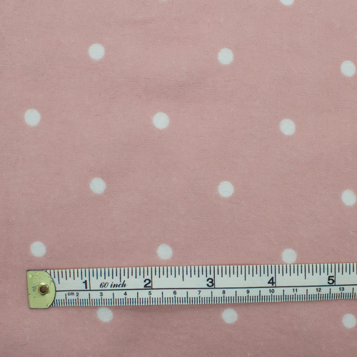 Brushed Cotton Polka