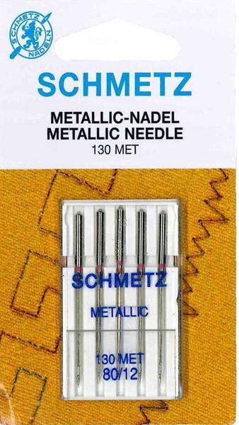Schmetz Machine Metallic 80