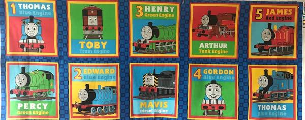 Thomas Book Panel
