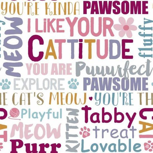 Cattitude Words