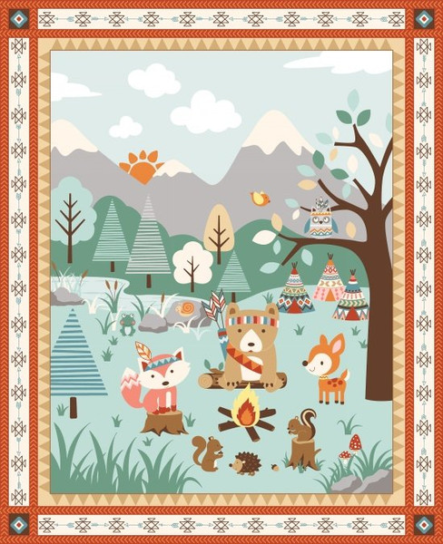 Camp Along Critters 2