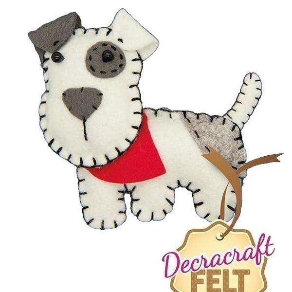 Felt Bandana Dog Kit
