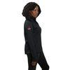Womens Sport-Tek Stretch 1/2 Zip