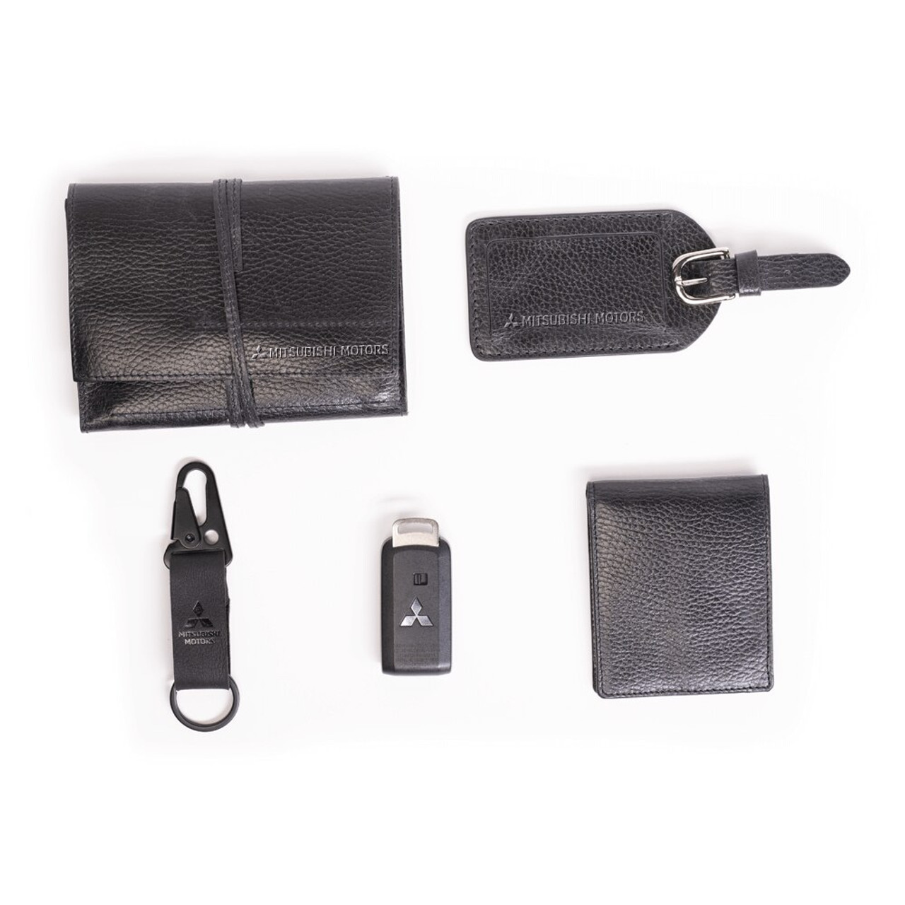 Luggage Tag - Pebble Leather