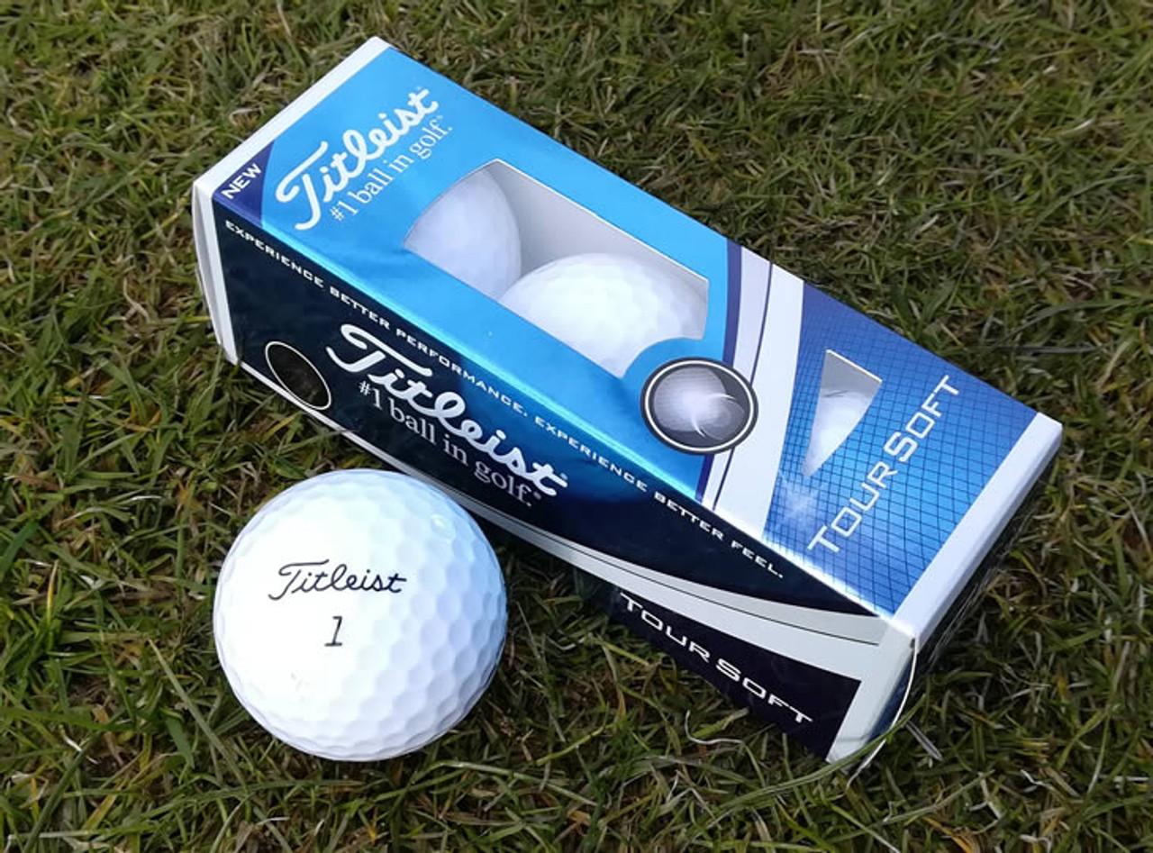 Titleist Golf Balls - Tour Soft