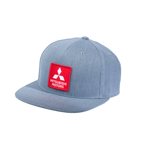 Camper Snapback Patch Hat