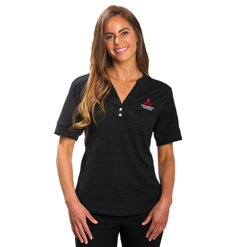 Ladies Spaceknit Polo
