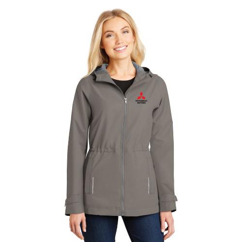Seattle Rain Coat