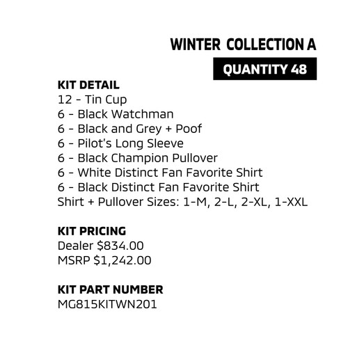 Winter Collection A