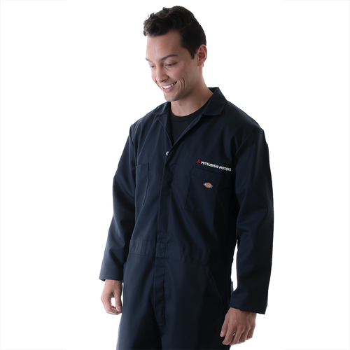Long Sleeve Coveralls-Tall