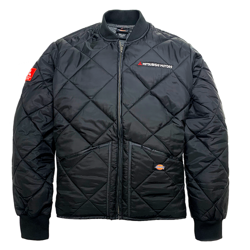 Dickies Quilted Nylon Bomber Jacket