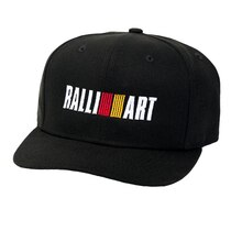Ralliart New Era Snapback Hat