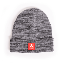Spaceknit Patch Beanie