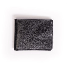 Bifold Wallet - Pebble Leather