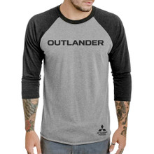 Outlander Raglan T-Shirt (Unisex)