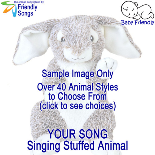18 Note Music Box Movement Songs for Plush Stuffed Toys Animals and Bears
