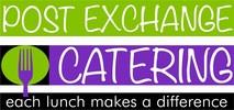 Post Exchange Catering Online Ordering