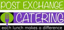 Post Exchange Catering Online Ordering