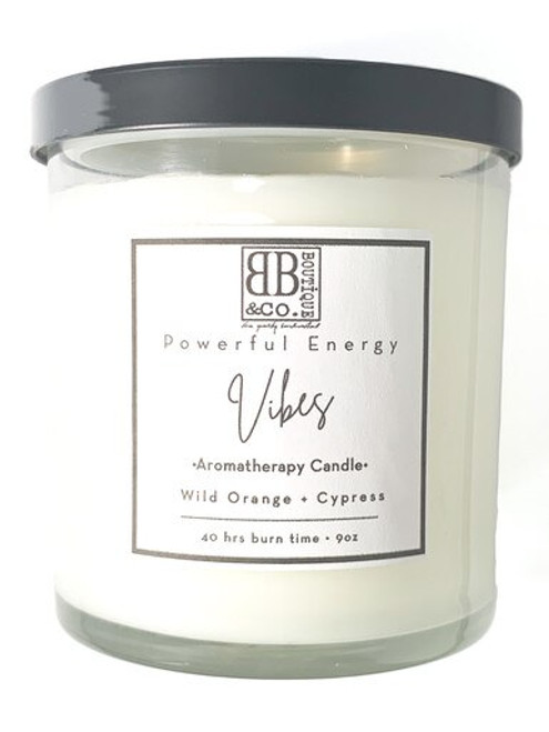 Vibes Aromatherapy Candle (Sold Out)