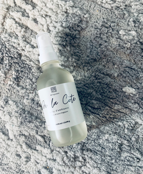de la cote room spray