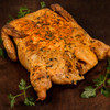 Earl's Louisiana Cajun Rice Dressing Stuffed Deboned Chicken