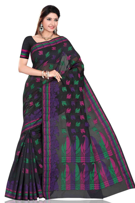 Purple Party wear Sari from india Saree Bellydance fabric Wrap