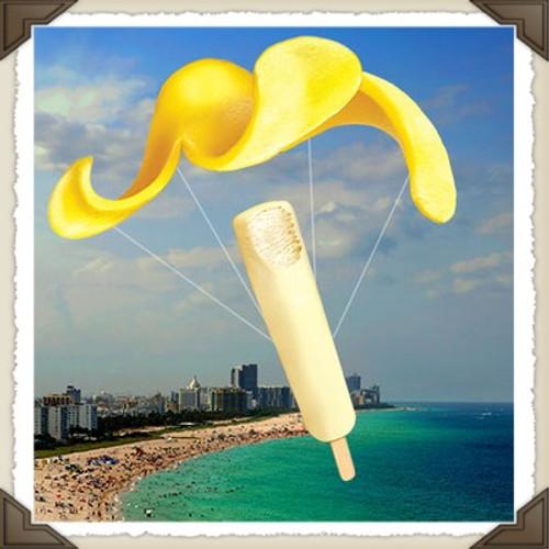 Banana Popsicle